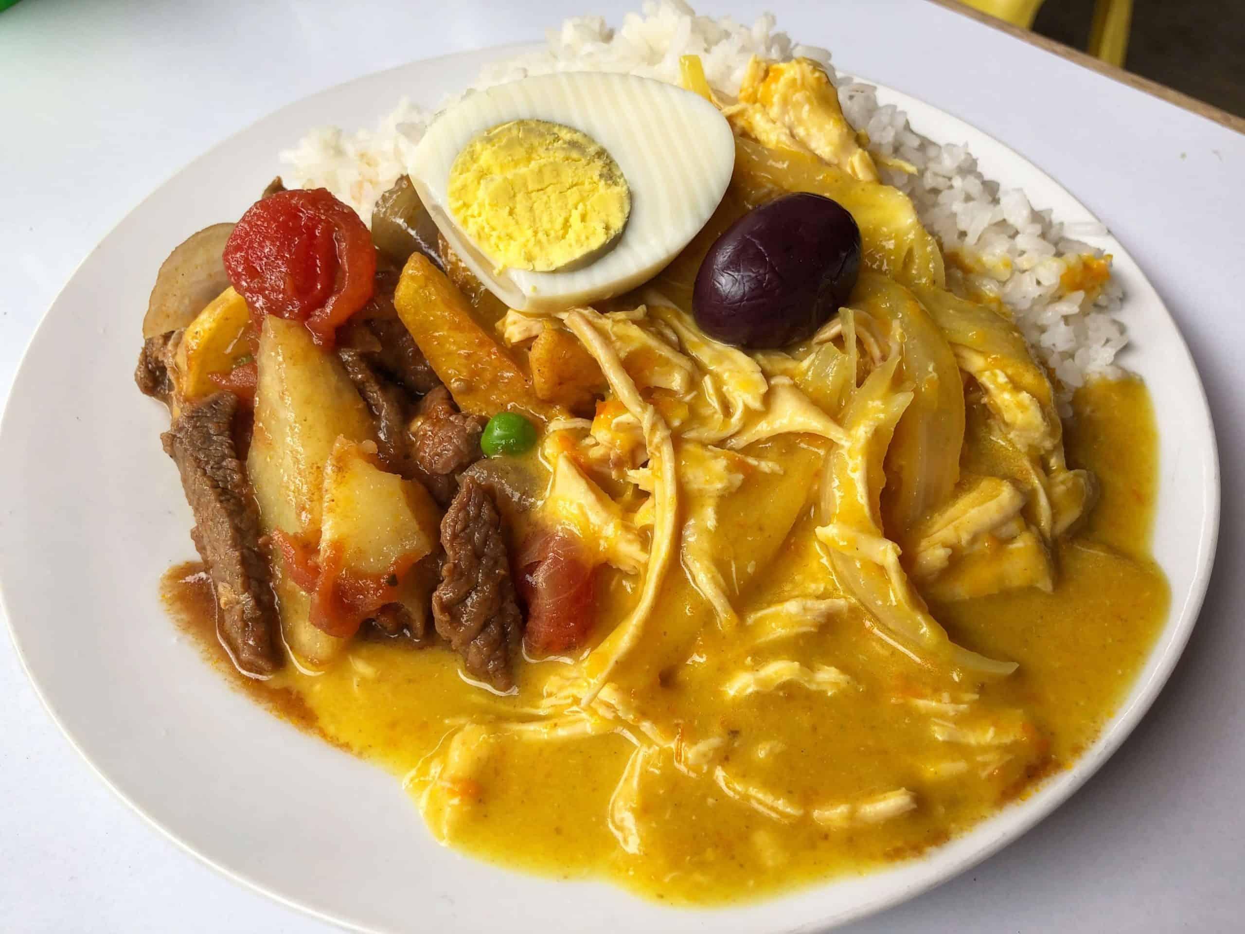 aji de gallina peruvian cuisine peruvian dish peruvian food