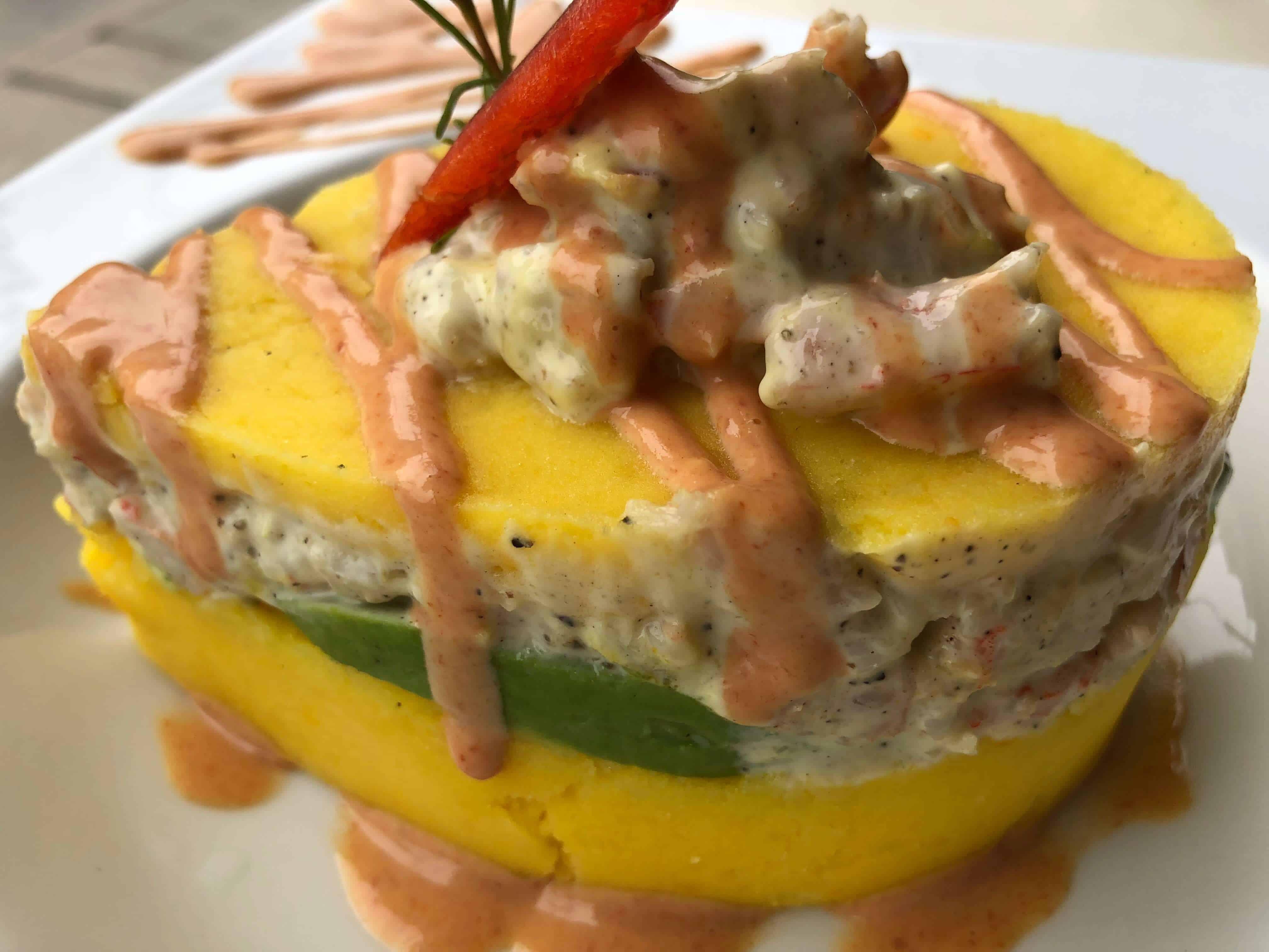 causa peruvian cuisine peruvian dish peruvian food