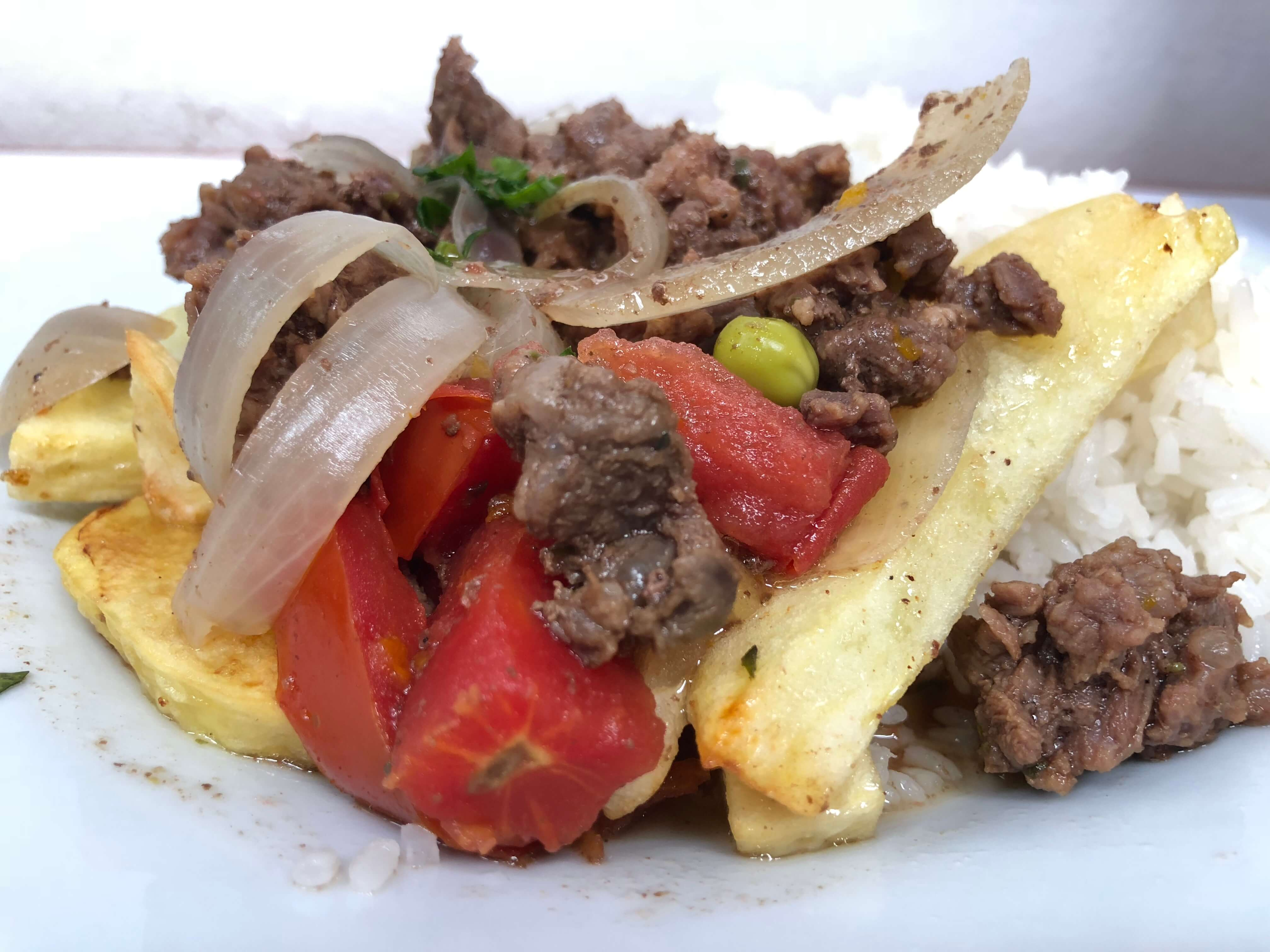 lomo saltado peruvian cuisine peruvian dish peruvian food