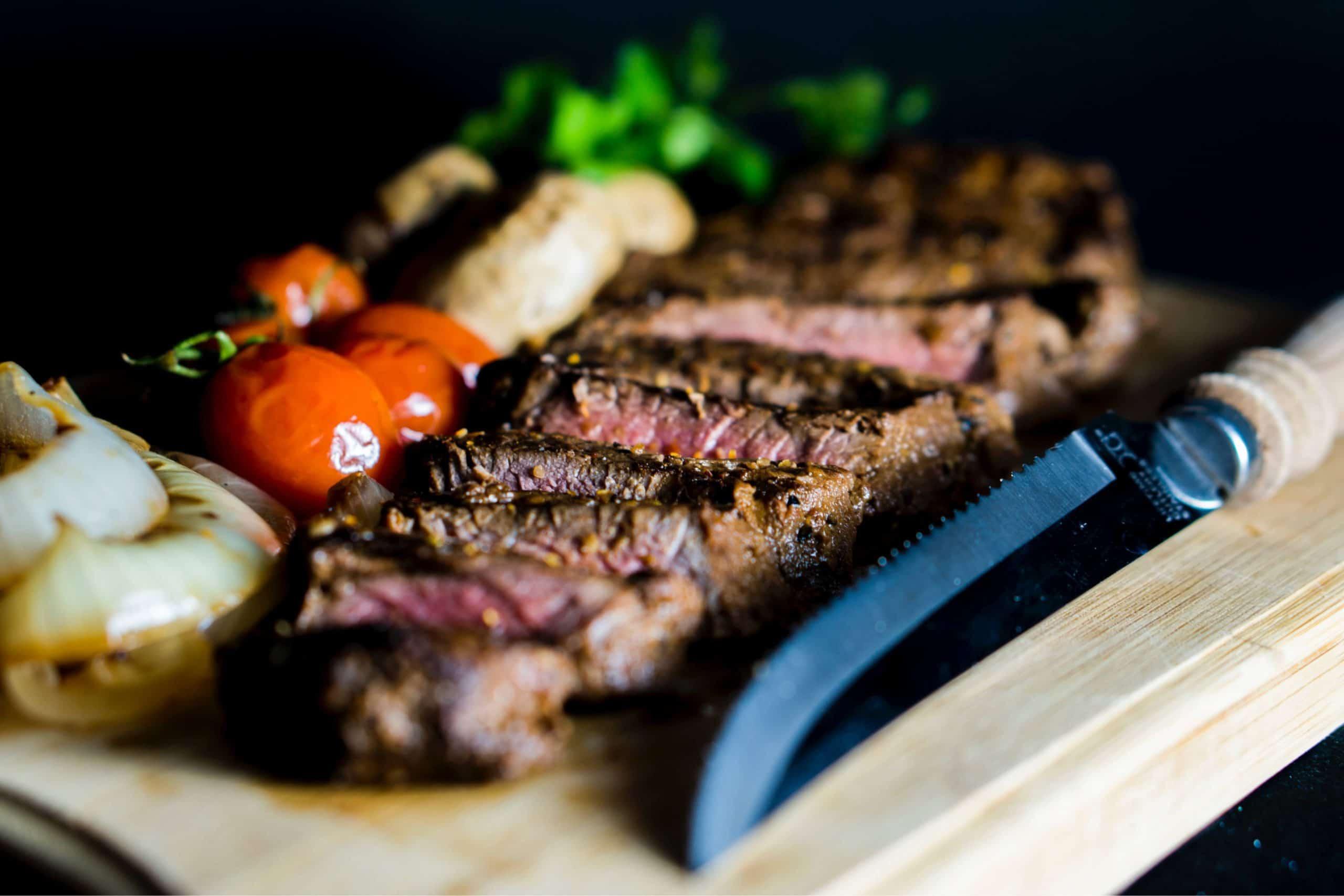 Best Winnipeg Restaurants: Argentinian Strip Steak