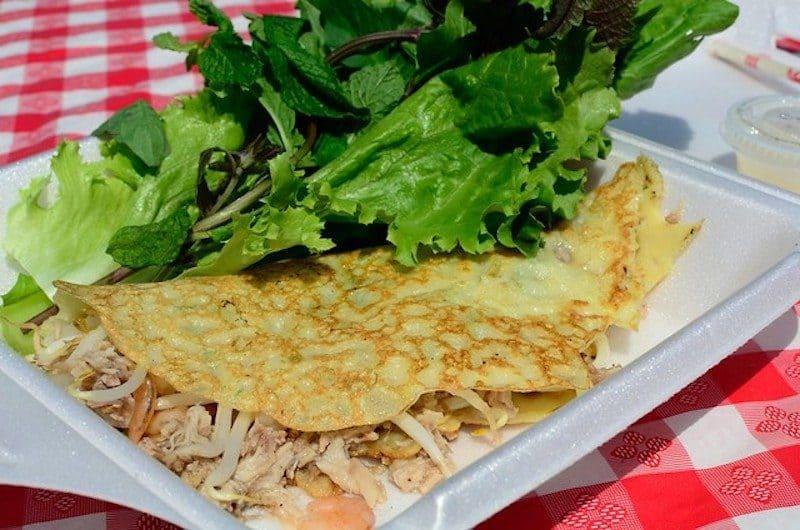 Phang Rang food