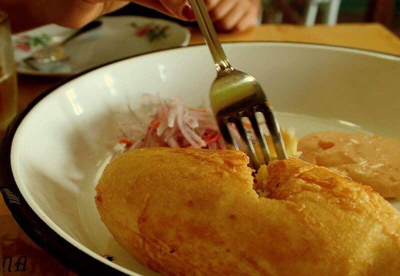 restaurants in Lima peru