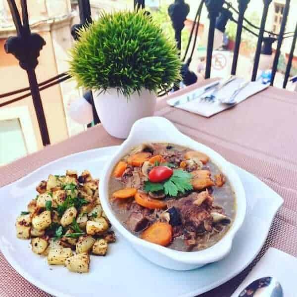Guanajuato restaurants