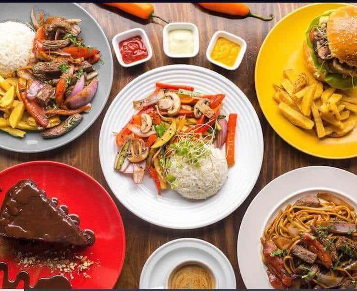 restaurants in Miraflores