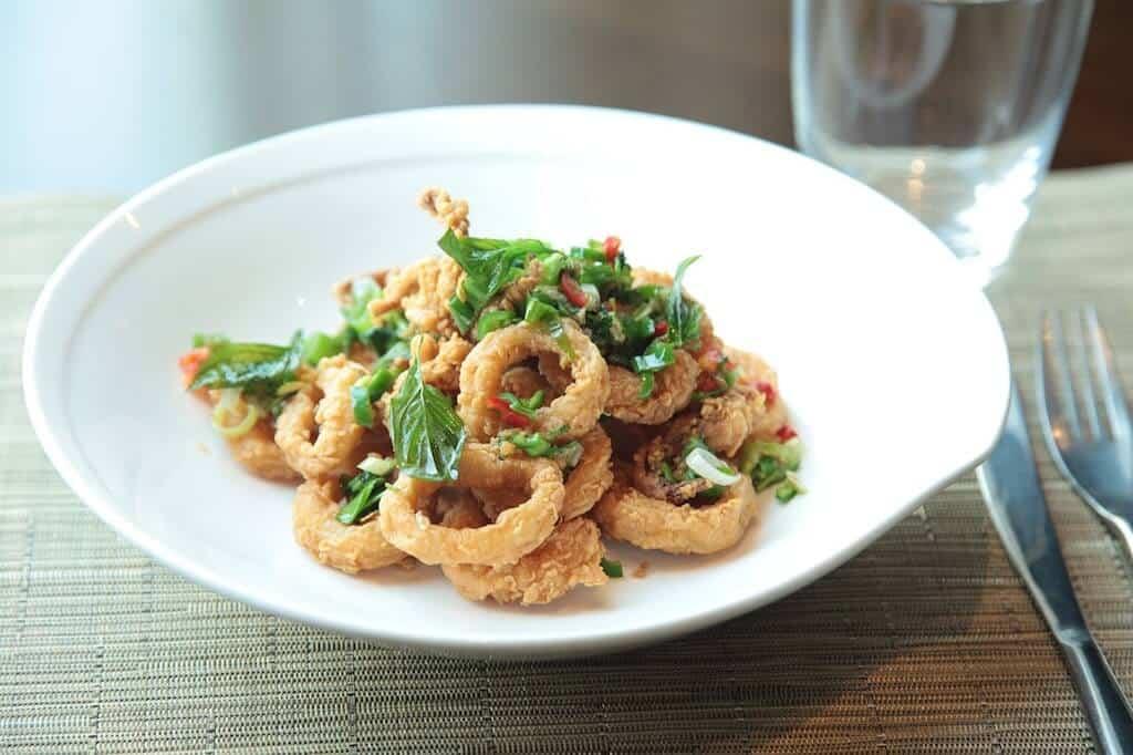 fried calamari best Vallejo restaurants