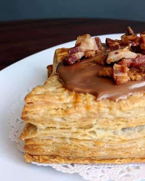 gourmet pop tart Bismarck food