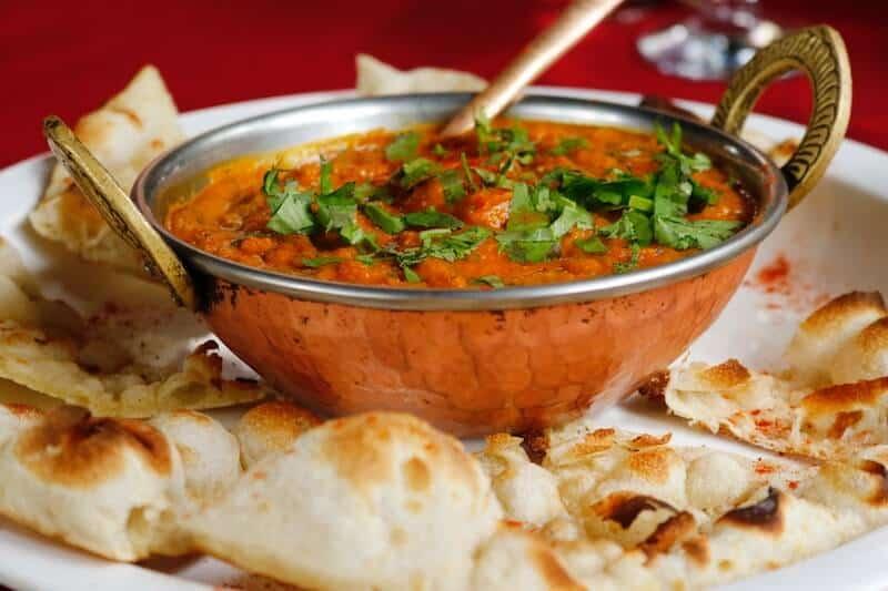 Indian food San Cristobal de las Casas