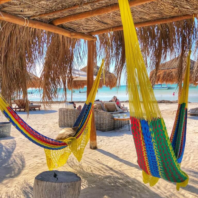 Casa Sandra private beach Holbox Island Mexico
