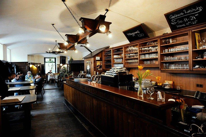 Where to Eat in Vienna Austria - Must Try Restaurants - Gasthaus Rebhuhnl - Schnitzel