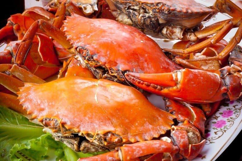 steamed crabs best Vancouver WA restaurants