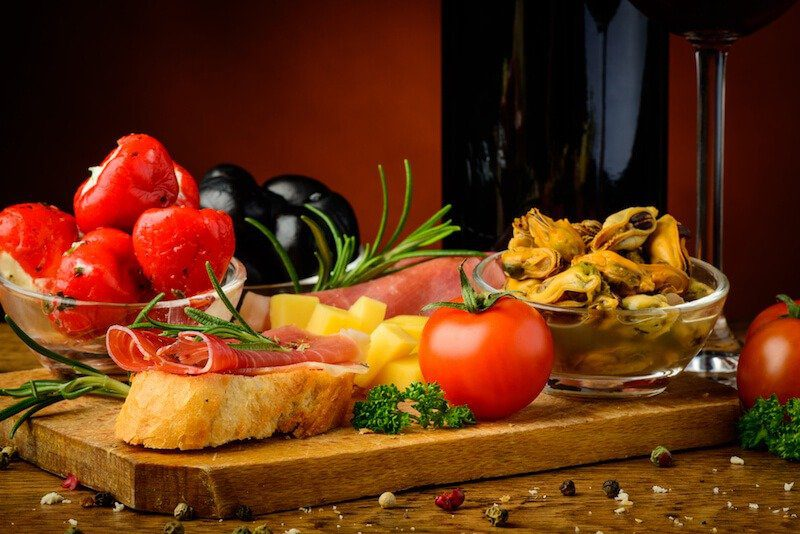 tapas San Cristobal places to eat