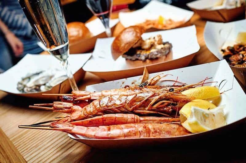 seafood restaurant Kiev
