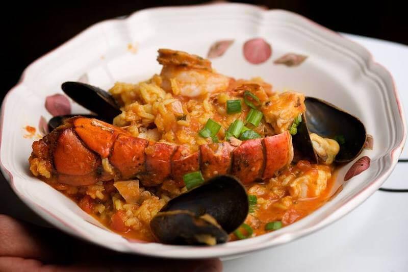 lobster seafood restaurants in St Augustine