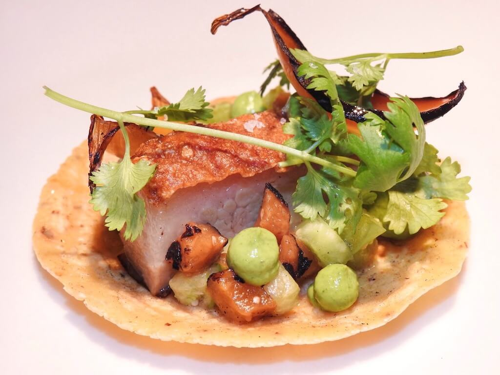 Ser Esencia places to eat Holbox