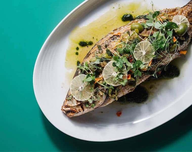 Inman park seafood restaurant