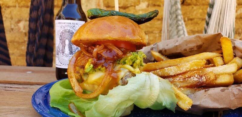 burger fries San Cristobal restaurants