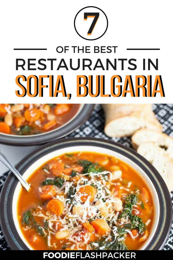 Where to Eat in Sofia, Bulgaria – The Best Restaurants