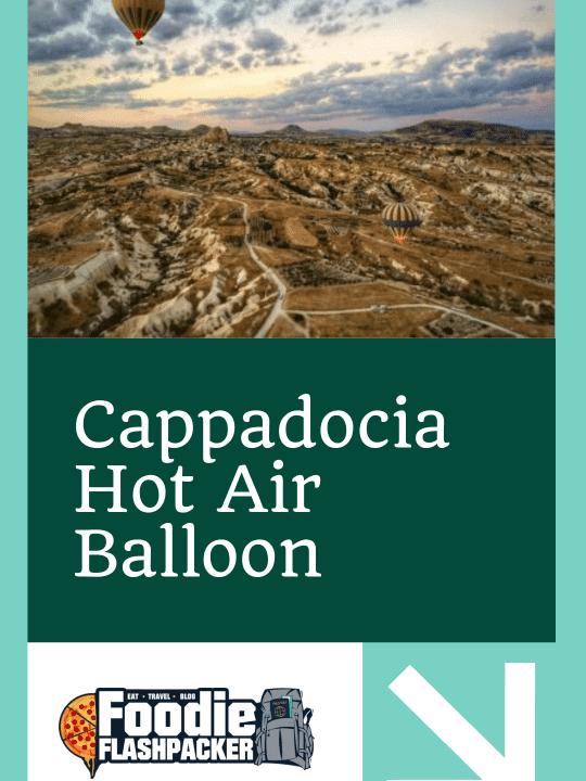 Cappadocia Hot Air Balloon Best Experience Ever