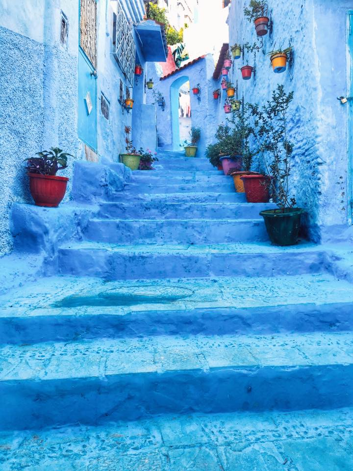 Chefchaouen The Blue Pearl Of Morocco Foodie Flashpacker