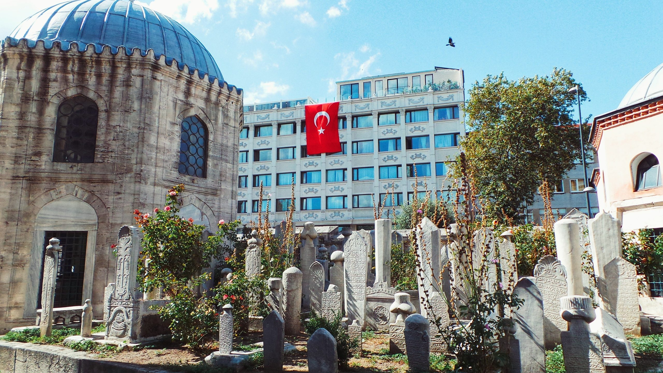 walking tour of Istanbul