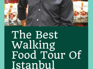 The Best Walking Food Tour Of Istanbul