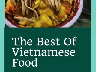 The Best of Vietnamese Food