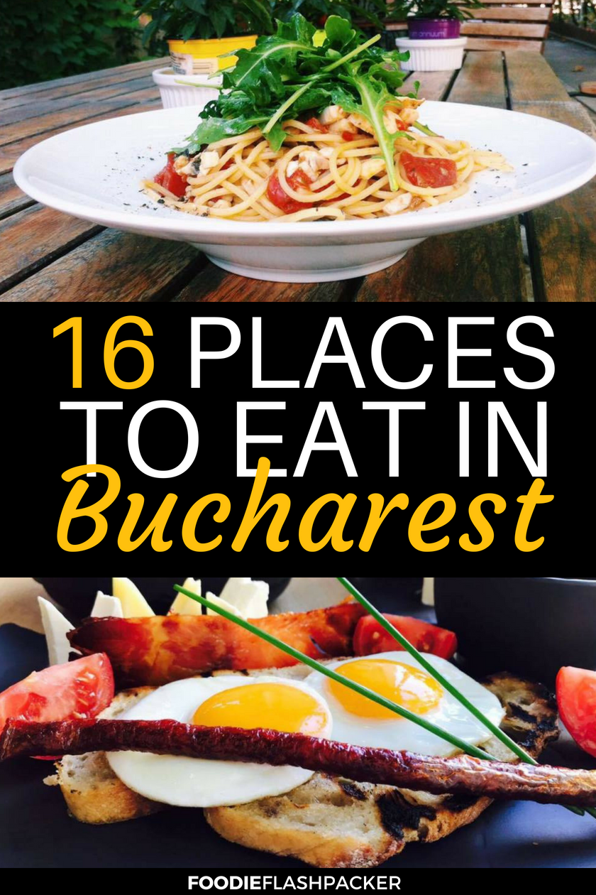 best bucharest restaurants