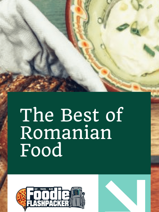 The Best of Romanian Food