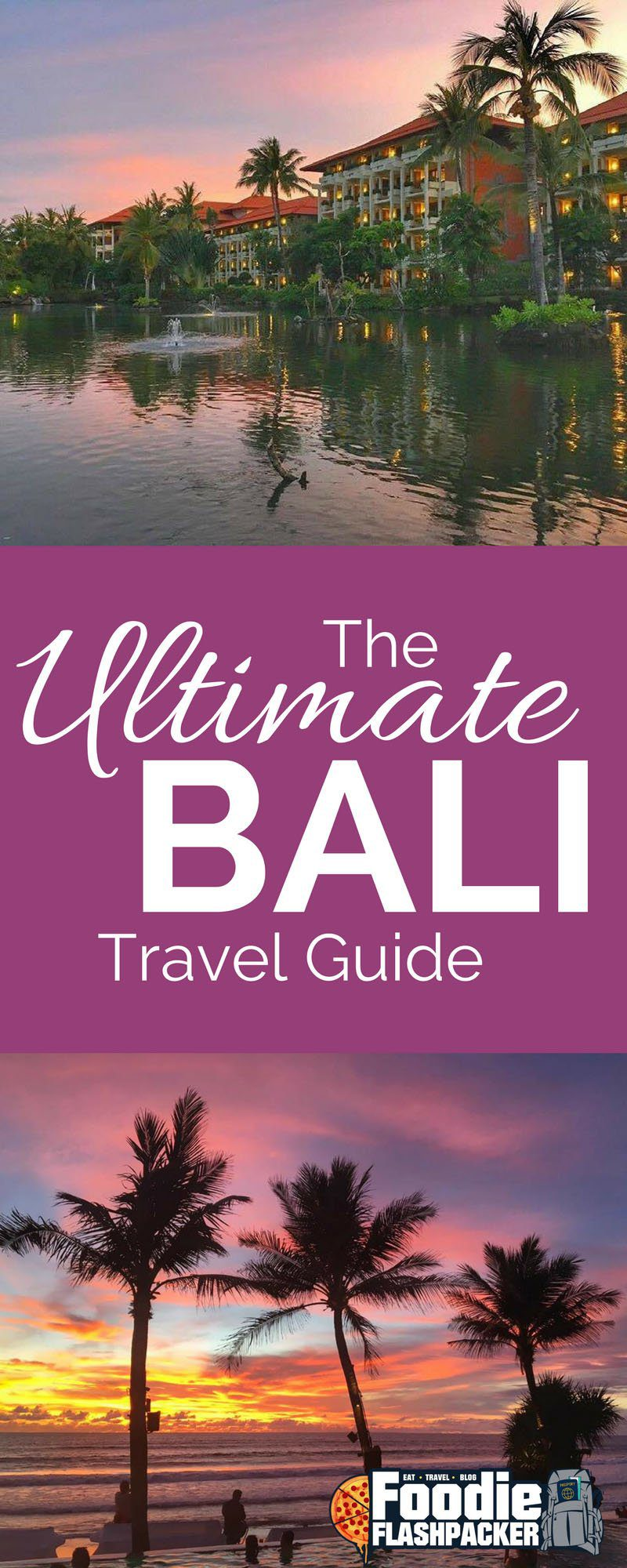 Bali is an entire island made up of many different towns, all unique and different. Having just finished a second visit spending a collective three months exploring Bali, I've developed this Ultimate Bali Travel Guide. Here I'll break down what to see and do, where to stay, and where to eat in the most popular towns throughout Bali.