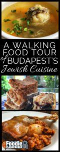 During my time in Budapest, I was fortunate enough to participate in several food tours, like the Jewish Cuisine Walking Food Tour and later the Essentials of Hungarian Wine Tasting.