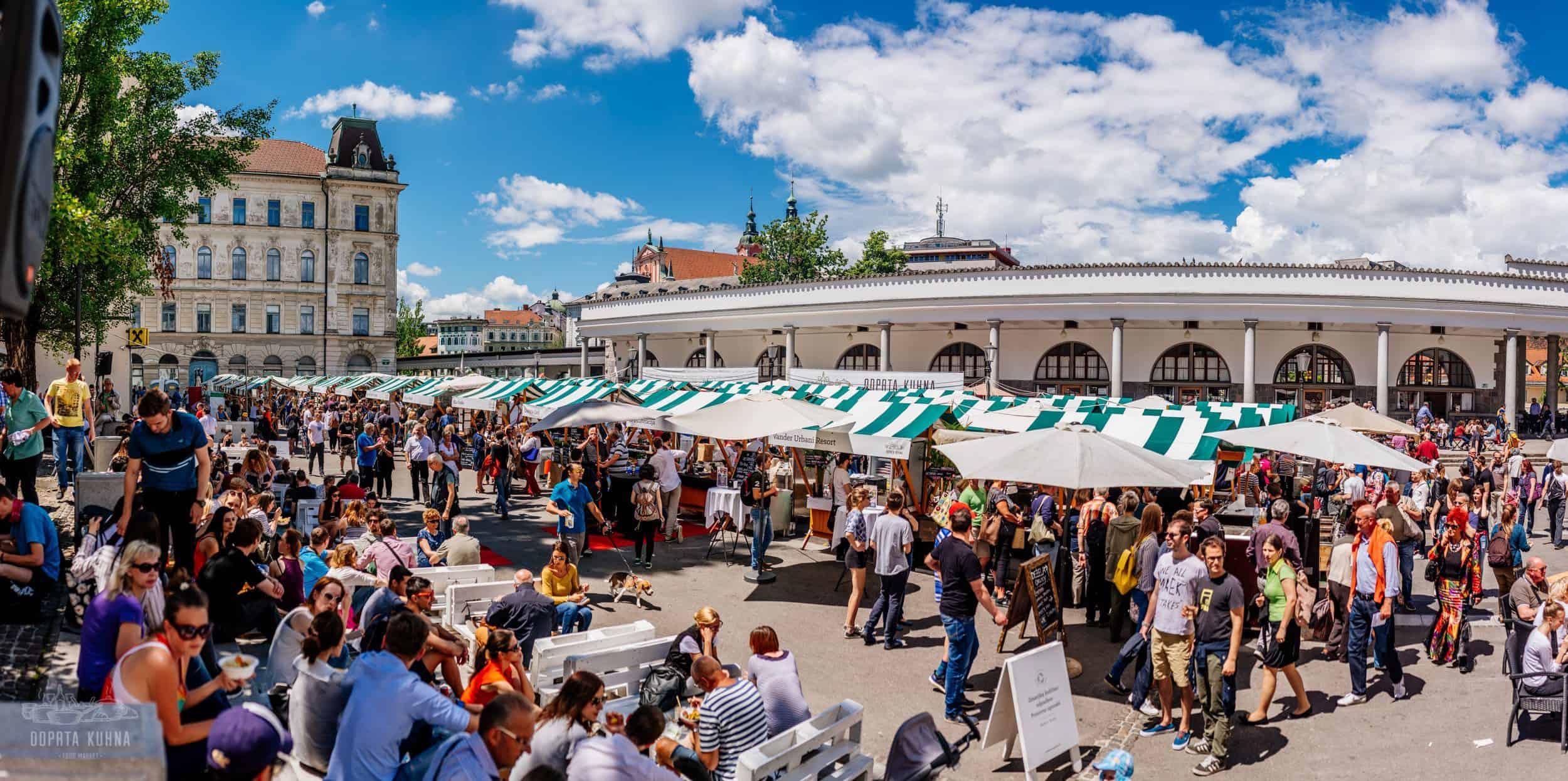 Open Kitchen Ljubljana Slovenia