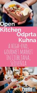 AttendingOpen Kitchen (Odprta Kuhna) was one of the highlights of all my time in Slovenia. In fact, it's one of the top things I recommend, and I've already sent several people to visit. What is Open Kitchen? The best high end food market I've ever attended, and I make it a point of attending food markets in nearly every city I visit.