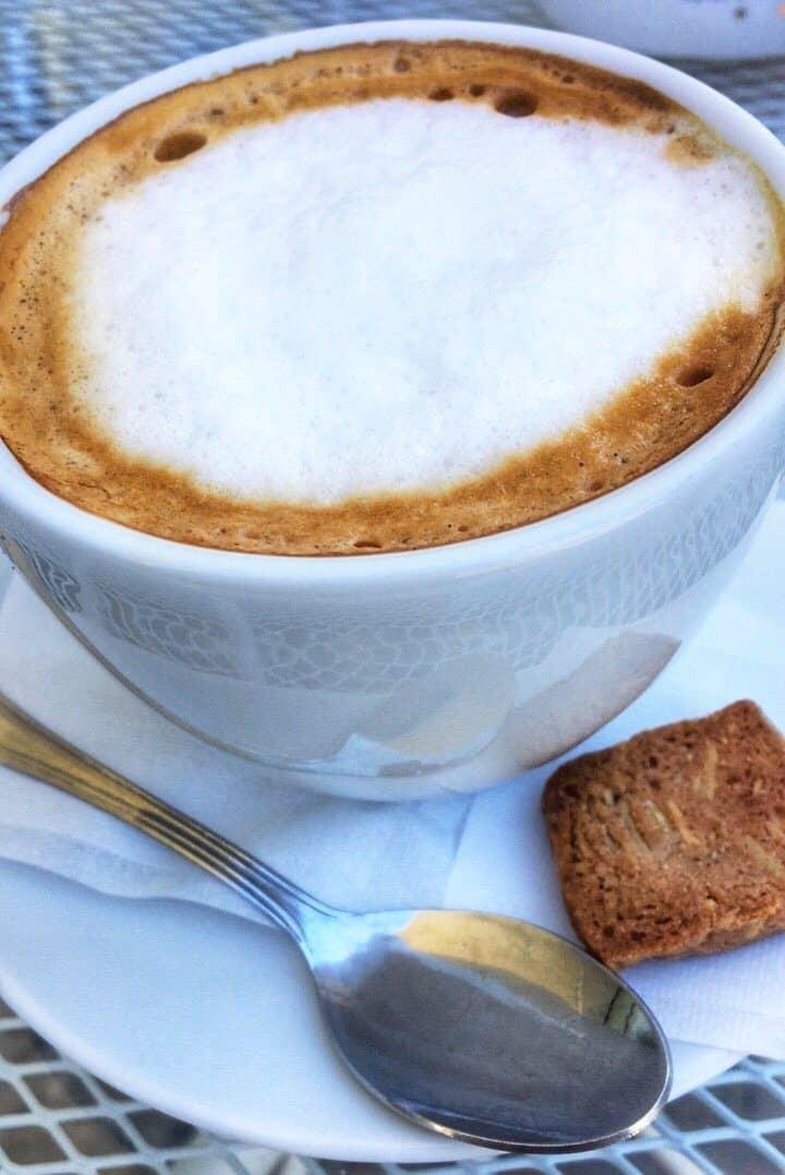 albanian coffee