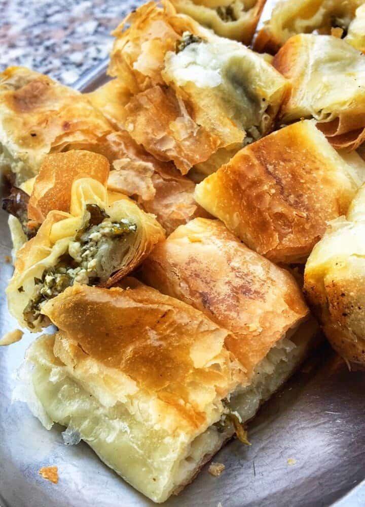 byrek albanian food