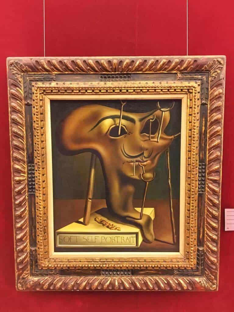 salvador dali museum figueres spain