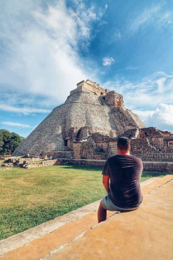 uxmal yucatan mexico