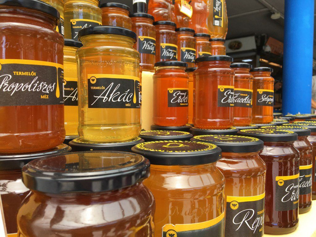 Hungarian Honey - Click to see the tour - Join Taste Hungary for their Buda Food Walk to learn more about the interesting history of the city and try the unique food.