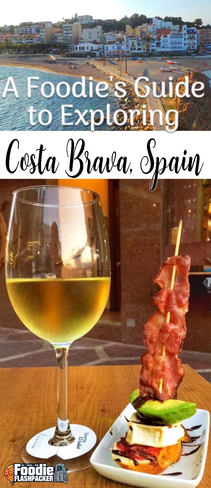 Check out this foodie roadtrip travel guide to exploring the region of Costa Brava in Spain.