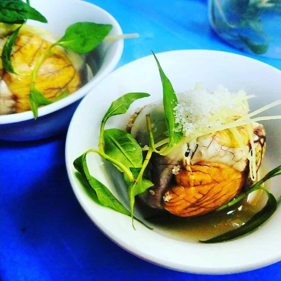 Balut - Must Eats in Hanoi, Vietnam