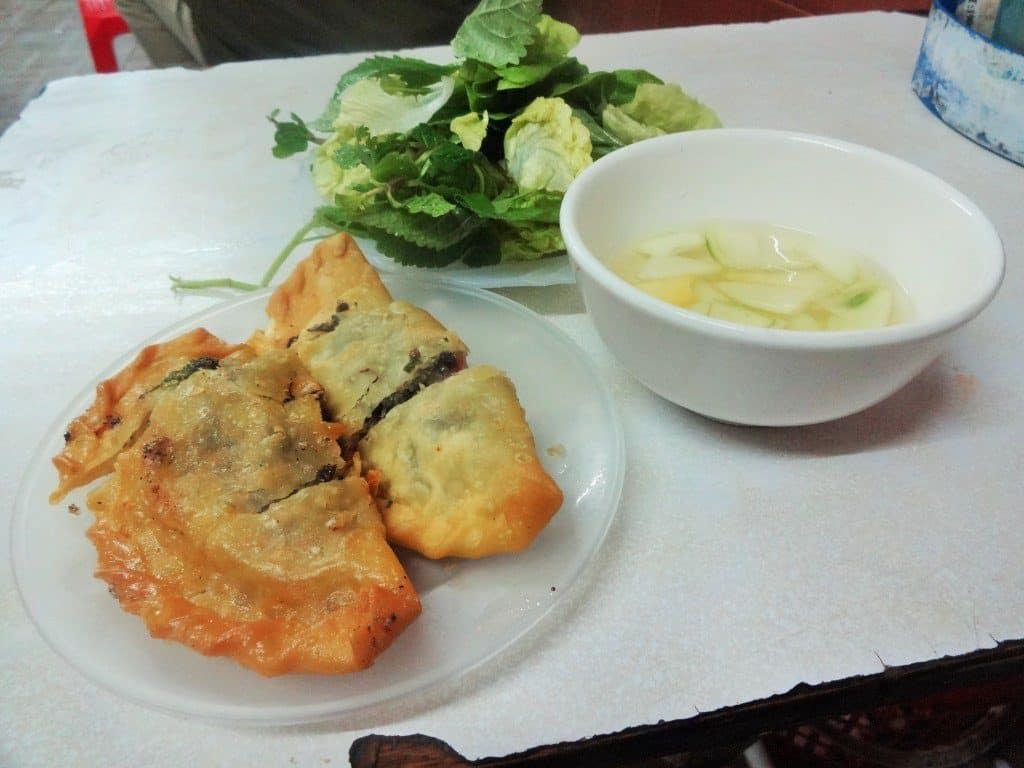 Banh Goi - Must Eats in Hanoi, Vietnam
