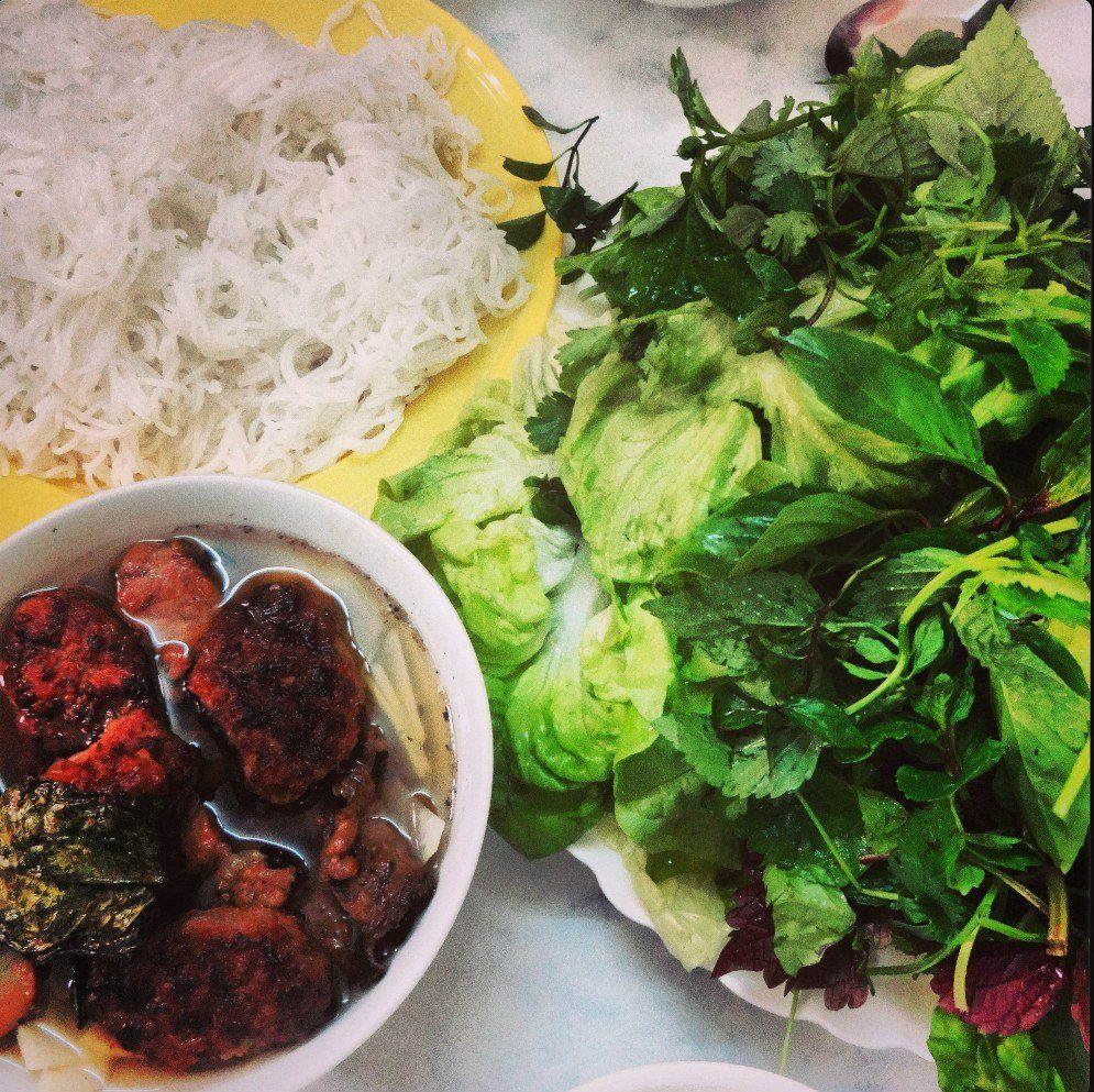 Bun Cha – Must Eats in Hanoi, Vietnam