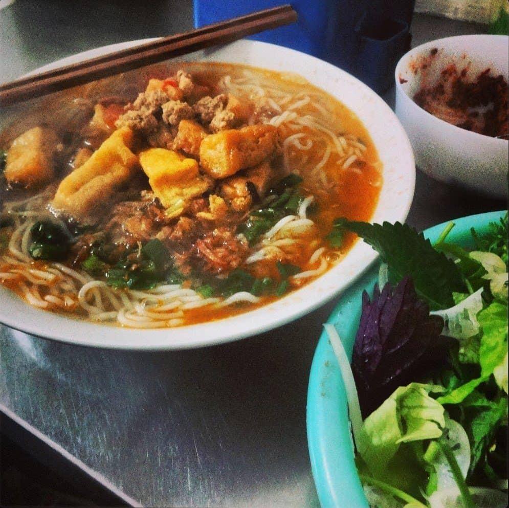 Must Eats in Hanoi, Vietnam
