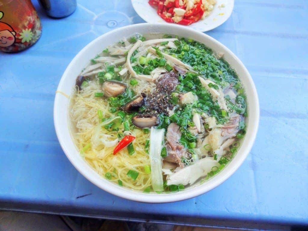 Bun Thang - Must Eats in Hanoi, Vietnam