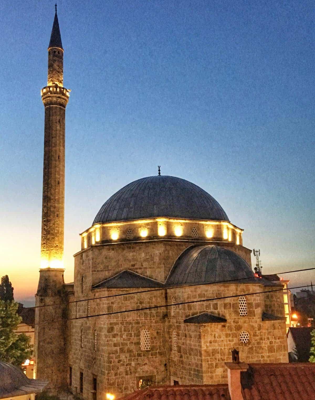 Sinan Pasha Mosque - A Guide to Prizren, Kosovo
