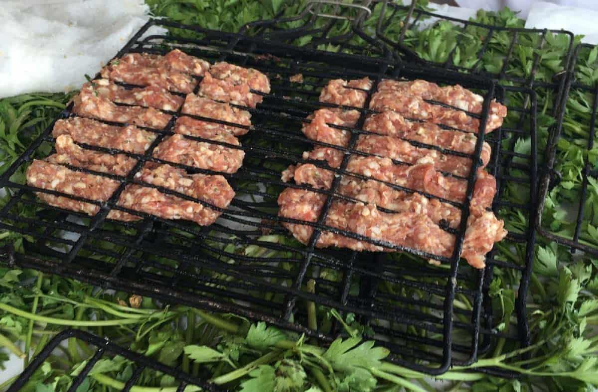 Moroccan Barbecue