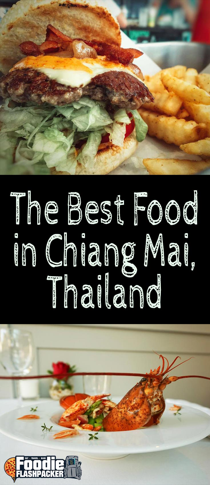 From local street food to brunch at high-end resorts, this guide will show you the best places to eat in Chiang Mai!