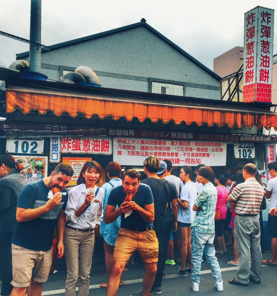 What to Eat and See in Taipei, Taiwan