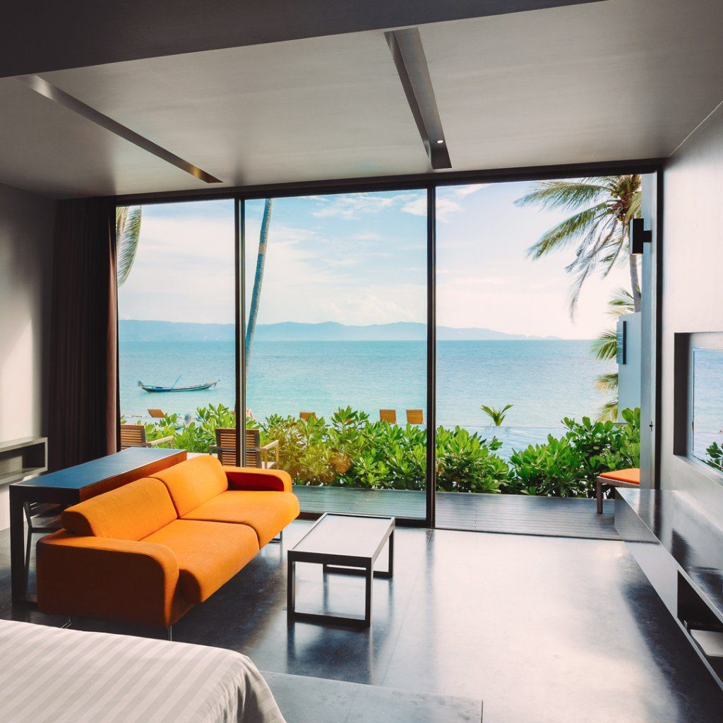 Hotel Review - The Coast Resort- Koh Phangan, Thailand