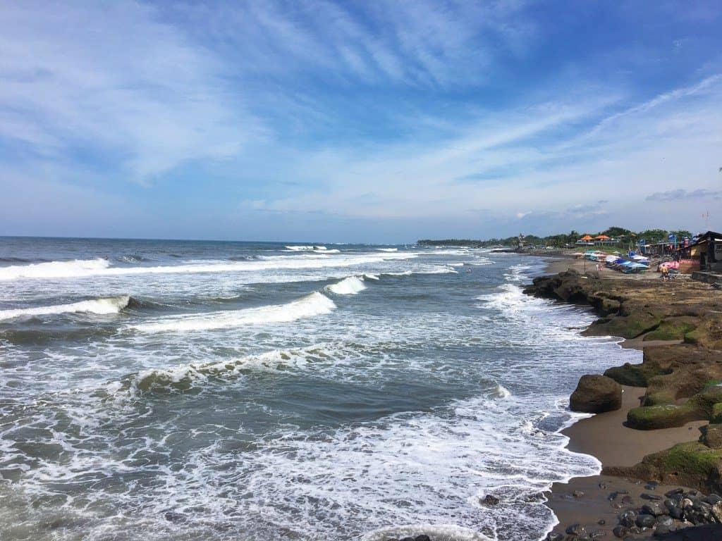 beach in Canggu - Ultimate Bali Travel Guide