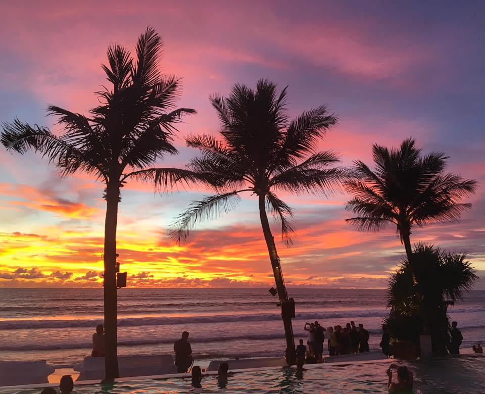 sunset - Ultimate Bali Travel Guide